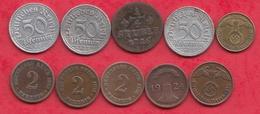 Allemagne 51 Pièces Dans L 'état (1/4 De Stuber 1786 Bonne Cote) - Allemagne