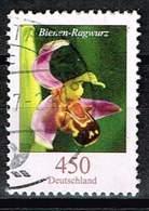 Bund 2015,Michel# 3191 O Blumen. Bienen-Ragwurz - [7] Federal Republic