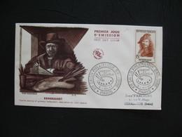 FDC 1957     N° 1135  Rembrandt      à Voir - 1950-1959