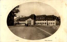 Thun - Neuer Bahnhof - BE Berne