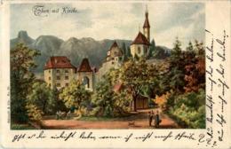 Thun Mit Kirche - BE Berne