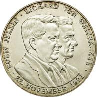Allemagne, Médaille, Un Coeur Pour Les Enfants En Russie, Jelzin-Weizsäcker - Allemagne