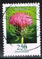Bund 2016,Michel# 3199 O Blumen: Alpendistel - [7] Federal Republic