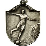 Belgique, Médaille, Sport, Football, Standart Liège, 1930, TTB+, Silvered - Belgique