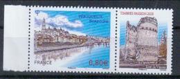 Frankreich 'Périgueux, Vesunna-Turm' / France 'Périgueux, The Tower Of Vésone' **/MNH 2018 - Architecture
