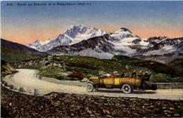 Route De Simplon - Postbus - VS Valais