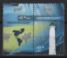 Mexico (2018) - Set -  /  Leuchtturm - Faro - Phare - Lighthouse - Vuurtorens
