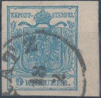 Austria 1850 - Nᴼ 5 IIIb - 1850-1918 Empire