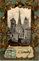 Geneve - Cathedrale De St. Pierre - GE Genève