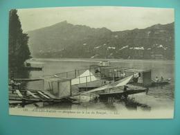 L111- Aix(73)- AÉROPHANE² (genre Hydravion) Sur Le Lac Du Bourget - TBE - Aix Les Bains
