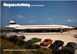 Concorde - Flugausstellung Bei Hermeskeil - 1946-....: Moderne