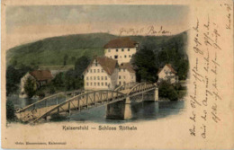 Kaiserstuhl - Schloss Rötheln - AG Aargau