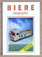 """Magazine Trimestriel """"BIÈRE MAGAZINE"""" N°8 - 1987, Édité En Belgique. - Collectors"""