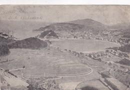 SAN SEBASTIAN DESDE GUADAMENDI; PROGRAMA DE LOTTERY LOTERIA AÑO 1947 TIRO DE PICHON. ESPAÑA SPAIN L'ESPAGNE- BLEUP - Programmes