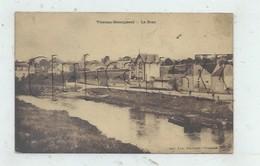 Vierzon (18) : Les Villas Sur Le Bras Quartier Bourgneuf En 1930 (animé) PF. - Vierzon