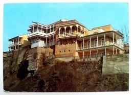 #356  House In The Old Town TBILISI - GEORGIA,  Postcard - Georgia