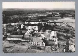 FR.- ECHOURGNAC. Abbaye Cistercienne De N.D. De Bonne Espérance - Vue Aérienne. Dordogne. - Kerken En Kloosters