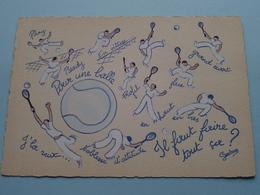 Ready POUR UNE BALLE ( Artistiques Parisiens - 4169 ) Anno 19?? ( Voir Photo ) ! - Postkaarten