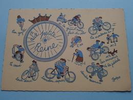 La PETITE REINE ( Artistiques Parisiens - 4169 ) Anno 19?? ( Voir Photo ) ! - Non Classés