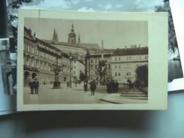 Tsjechië Ceskoslovensko Czech Rep. Praag Praha Prague P9 Kleinseitner Platz Old - Tsjechië