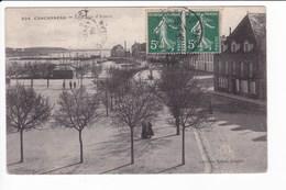 304 - CONCARNEAU - La Place D'Armes - Concarneau