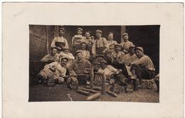 42 ROANNE **98 ème D'Infanterie Souvenir De Campagne 1914-1915 2 ème Section De Mitrailleuses** 2 Scans - Roanne