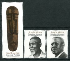 South Africa 2011 50th Anniversary Of Chief Albert Luthuli's Nobel Peace Set MNH (SG 1924-1926) - South Africa (1961-...)