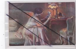 Salon De Paris ; La Statuette. ( Delphin Enjoras) Société Des Artistes Français - Malerei & Gemälde