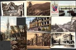 Petit Lot à Découvrir - 25 Cartes (Germany Denmark Suisse Carte Photo Jersey Oslo...) - Mundo