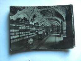 Tsjechië Ceskoslovensko Czech Rep. Praag Praha Prague P42 Literature Bibliothèque - Tsjechië