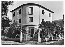 "57035  ISOLA D'ELBA -  MARCIANA MARINA   ALBERGO ""LA CONCHIGLIA""    1958 - Italia"
