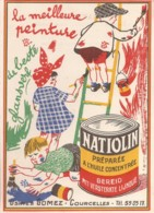 Natiolin (peinture) - Buvard - Peintures