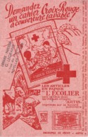 """Les Articles """"L'Ecolier"""" (papeterie) - Buvard - Stationeries (flat Articles)"""