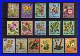 1971 - 76 - Guyana - Sc. 133 - 147 + 141A - MNH - GU- 051 - Guyana (1966-...)