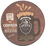 Lote 451, Colombia, Posavaso, Coaster, Apostol, Pasion - Beer Mats