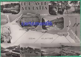 29 - De L'Aven à La Laïta - Douelan, Brigneau, Le Pouldu, Moelan, Kerfany, Port Manech - Editeur: Jack N°10010 - France
