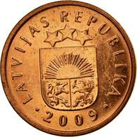 Monnaie, Latvia, 2 Santimi, 2009, TTB, Copper Clad Steel, KM:21 - Latvia