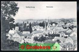 VALKENBURG Panorama 1910 Langebalkstempel Houthem-St. Gerlach 1 - Valkenburg