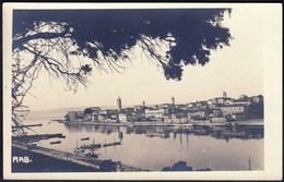 Croatia Rab, Arbe 1934 / Panorama,Luka, Port, Boats, Church / Foto Zaza - Croatia