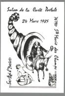 CPM 76 - Sainte Marie Des Champs - Salon De La Carte Postale - 1985 - Le Roi D'Yvetot - France