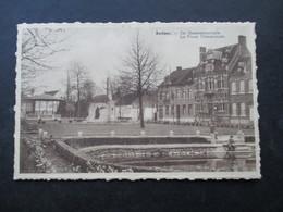 CP BELGIQUE (V06) BERLAER - BERLAAR (2 Vues) De Gemeenteplaats - La Place Communale - Berlaar