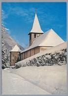 FR. ABBAYE DE TAMIE. Hiver. Savoie. - Kerken En Kloosters
