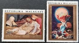Madagascar 1973 Easter - Madagascar (1960-...)