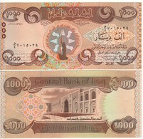 IRAQ   New 1'000 Dinars  New Design   2018  Pnew    UNC - Iraq