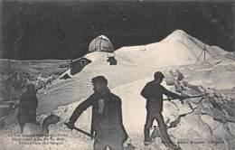 Bagnères De Bigorre (65) - Observatoire Du Pic Du Midi - Enlevement Des Neiges - Bagneres De Bigorre