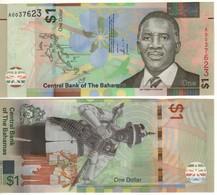 BAHAMAS New  1  Dollar     Pnew  (serie  2018)   UNC - Bahamas