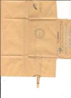 $3-5782 Colonie Libia Telegramma Tripoli 1939 Siracusa 2 Annnulli Direzione Servizi Elettrici - Corrispondenze E Pacchi - Storia Postale