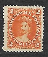 #274#  NEW BRUNSWICK YVERT 5 UNUSED(*) - Unused Stamps
