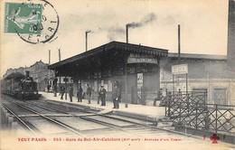 39 CP( SNCF: Paris Gares De Bel-Air+Passy) Voir Les Scans... N°78 - Cartes Postales