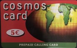 Paco \ GRECIA \ Amimex \ GR-AMI-COS-0007H \ Cosmos Card 5€ \ Usata - Griekenland